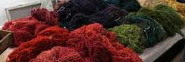 Creation of wool fabrics production
